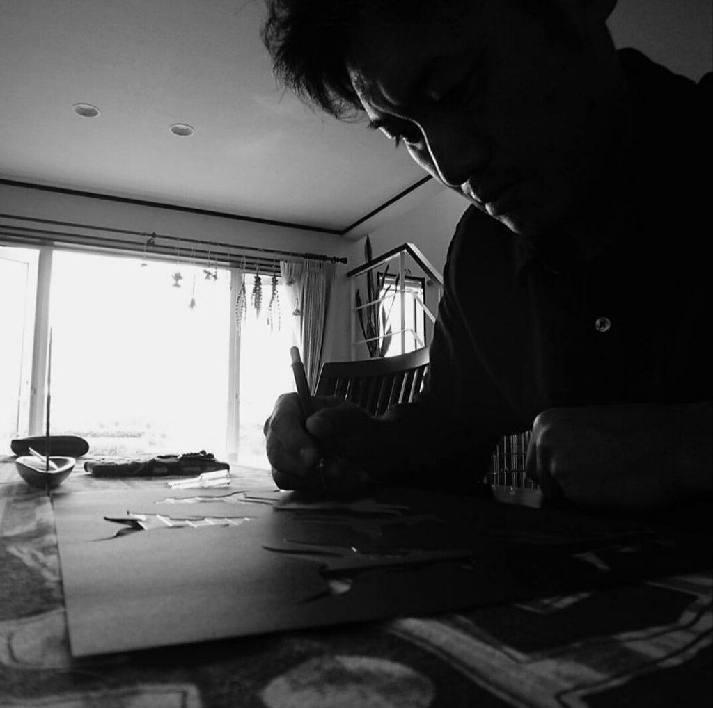 Niseko/アートと珈琲と雪山と私